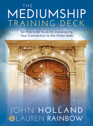 John Holland & Lauren Rainbow - The Mediumship Training Deck (50 Card Deck)